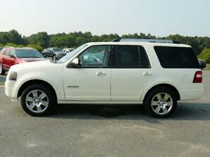 08 Expedition 4x4 fully loaded $7800 cert OBO