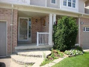 3BR Townhouse in Whitby For Lease.