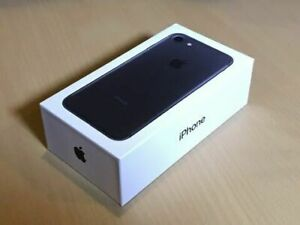 APPLE IPHONE  7 32GB Matt Jet Black ★. FACTORY UNLOCKED ★ ✅ Fre