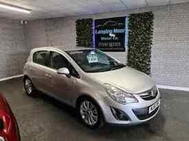 Vauxhall/Opel Corsa 1.4i 16v ( 100ps ) ( a/c ) auto 2012MY SE