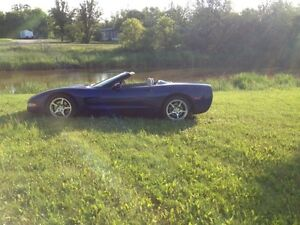 2004 Chevrolet Corvette Lemans Convertible