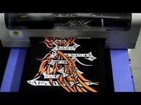 Start your own T-Shirt printing business