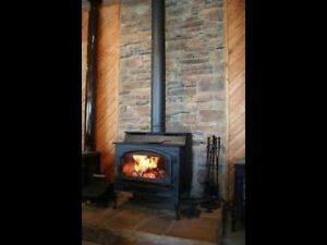 Wood stove & chimney installation/repair