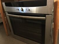Neff integrated electric oven