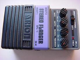 Arion Flanger SFL-1 made in Japan 80's vintage