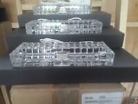 200x Waterford crystal charging docking stations