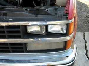Corner Light Lense Fits 88-93 Chevy CK Pick Ups