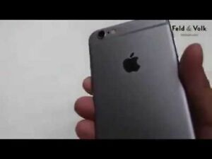 IPHONE 6 LOCKED WITH TELUS (64 GB) FOR SALE IN MINTCONDITION