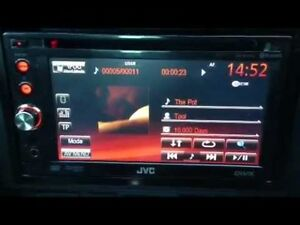 LANCER Ecran DVD/RADIO JVC + DASHKIT, PLUGNPLAY!!