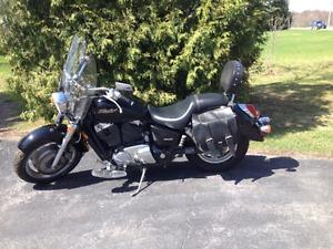 2006 Honda shadow Sabre