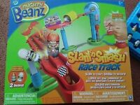 MIGHTY BEANZ TRACK AND BEANZ