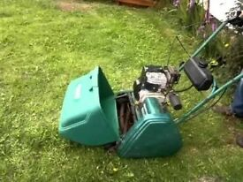 Qualcast Petrol Mower Working Order