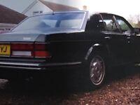 Bentley 8 classic car