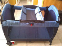 FUNSPORT BABY BED