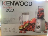 Kenwood Smoothie 2go smoothie maker