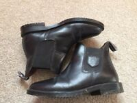 Size 5 Sherwood Forest Horse Riding Ankle Boots