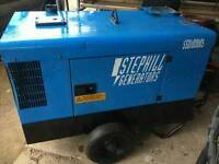 Stephill generator SSD10000S 10 kva diesel