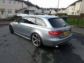 Audi A4 estate 2l tdi for sale or swaps try me