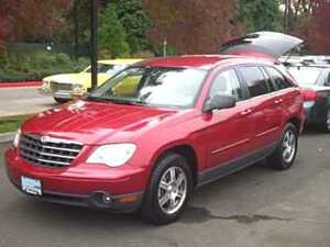 Chrysler Pacifica Car For sale -
