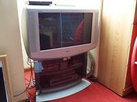 Sony Flat screen CRT TV