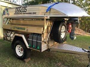 Trak Shak Majestic 2006 off road camper Samford Valley Brisbane North West Preview