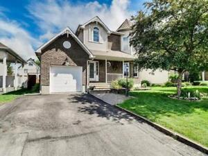 House for rent in cheval blanc area - Gatineau