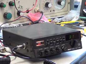 Rotel rv-240 CB communication set