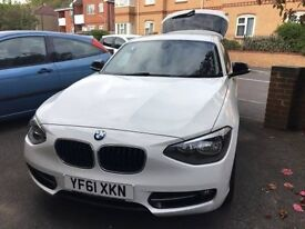 BMW 1 series 116i Sports - Full Leather - Excellent Condition