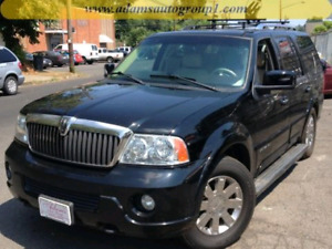 03 Navigator, PRICE REDUCED FOR QUICK SALE