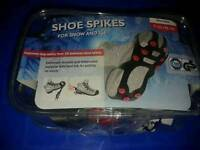 BRAND NEW Shoe Spikes for Ice & snow