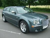 CHRYSLER 300C 3.0 V6 CRD AUTOMATIC TOUR MAGNESIUM 2007 57 REG 5 DOOR ESTATE
