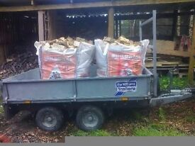 Seasoned Firewood for sale = Ready to burn