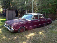 OFFERS!! 1960 FORD FALCON FRONTENAC