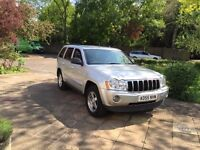Jeep Grand Cherokee 2006 automatic 3.0 CRD