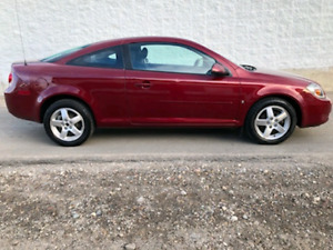 2009 Chevy cobalt LT  low km ( REDUCED!!!)