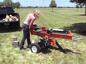 Working or Not I want to Buy Gas-Powered Hydraulic Wood Splitter