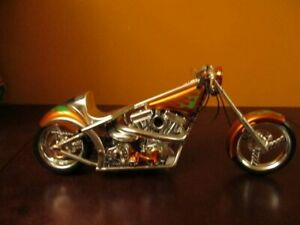 Jessie James EL Diablo 1 motorcycle replica scale 1:10