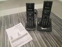 PANASONIC KX-TG1711E DIGITAL CORDLESS PHONES