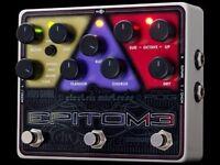 Electro Harmonix Epitome pedal for sale