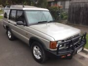 Landrover TD5 1999 model diesel 7 seater Altona Hobsons Bay Area Preview