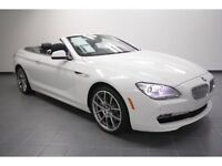 2012 BMW 6-Series Convertible - Cheapest in CANADA!