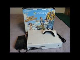 Xbox one white sunset overdrive edition