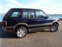 Range Rover - Low miles, 12 month mot.