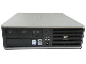 HP Dual Core 2.50GHz 320GB HD
