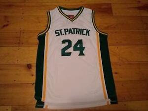 VINTAGE! Kyrie Irving- St. Patricks HIGH #24 (Medium Sized)