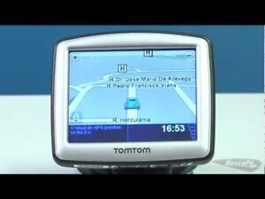 GPS TOMTOM PRESQ NEUF,US-CANADA 2018,MIS A JOUR,FONCTIONEL,4.3P
