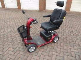 Pride Colt Deluxe Mobility Scooter, Barely Used