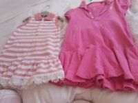 Baby girl clothes/shoes