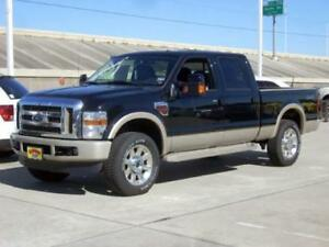 2006 Ford King Ranch F-250 Diesel