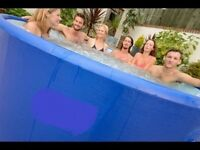 CENTRAL HOT TUB HIRE